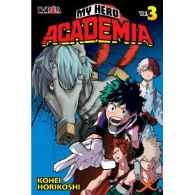Pre Venta My Hero Academia 03 (10% de Descuento)