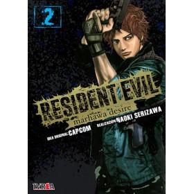 RESIDENT EVIL: MARHAWA DESIRE 02