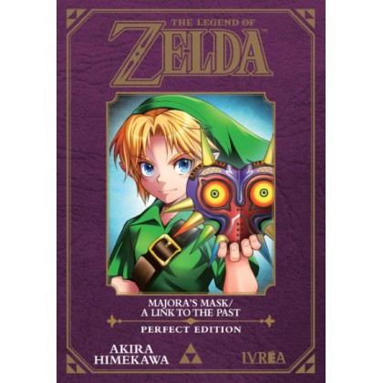THE LEGEND OF ZELDA: MAJORA´S MASK/A LINK TO THE PAST (PERFECT EDITION)