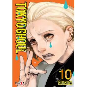 Pre Venta Tokyo Ghoul 10 (10% de Descuento)