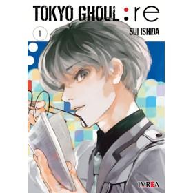 TOKYO GHOUL :RE 01