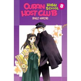 Ouran Highschool Host Club 08