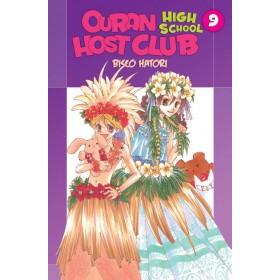 Ouran Highschool Host Club 09