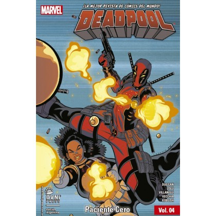 Deadpool Vol. 04: Paciente Cero