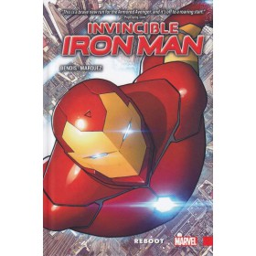 Invencible Iron Man Vol 1 Reinicio