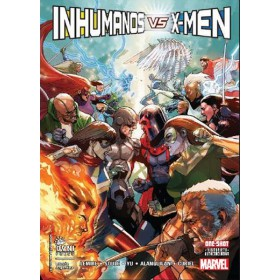 INHUMANOS Vs X-MEN