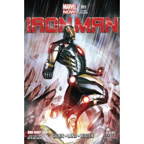 Iron Man (Marvel Now!) vol 01
