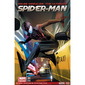 Ultimate Spider-Man Miles Morales