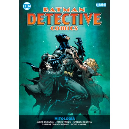 Batman Detective Comics Vol 7 Mitología