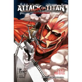 Attack On Titan Vol 01