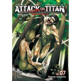 Attack On Titan Vol 07