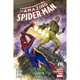 Amazing Spider-Man 16