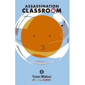 Assassination Classroom 08