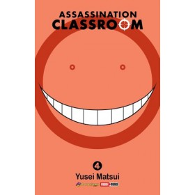 Assassination Classroom 04