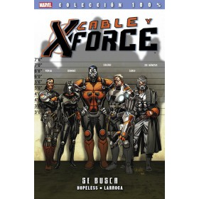 Cable y X-Force Vol 1 Se busca