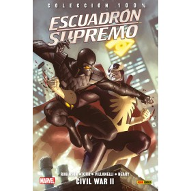 Escuadrón Supremo Vol 2 Civil War II