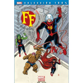 FF Vol 1 Marvel Now!