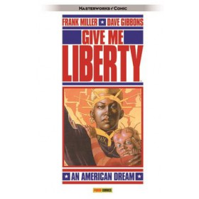 Martha Washington Vol 1 Give Me Liberty