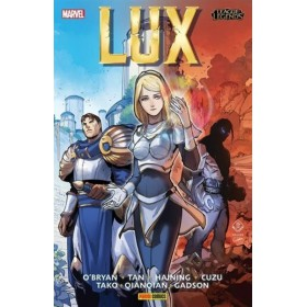 Pre Venta League Of Legends - Lux (10% de descuento)
