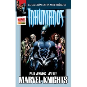 Colección Extra Superhéroes: Inhumanos