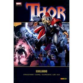 Marvel Deluxe - Thor - Exiliado