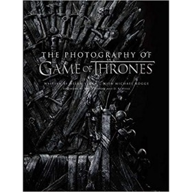 Game of Throne The Photography - The official photo book of Season 1 to Season 8