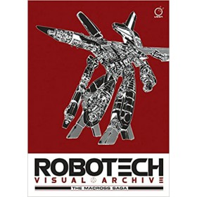 Robotech Visual Archive The Macross Saga