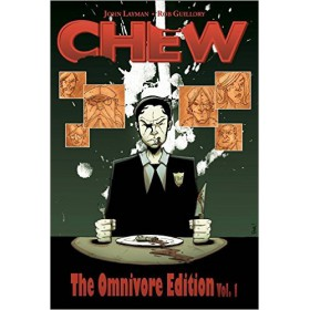CHEW Vol 1 Omnivore Edition