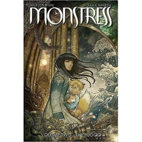 Monstress Vol 2 La Sangre