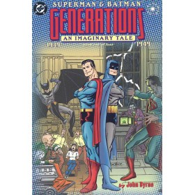 Superman & Batman: Generations 1-4