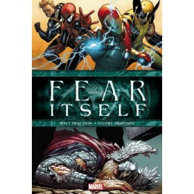 Fear Itself Vol. 1 al 3 (Completo)