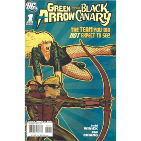 Pack: Green Arrow and Black Canary 1 al 32 (Completo)