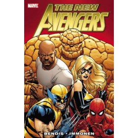 The New Avengers Vol. 1 al 5 (Completo)