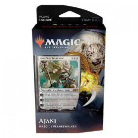 Deck - Core Set 2020 Ajani