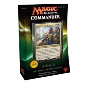Commander - Alianza Incondicional