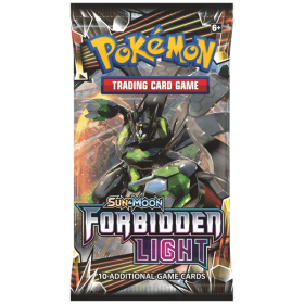 Booster - Sun & Moon - Forbidden Light