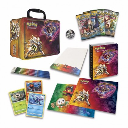 Pokemon Tcg Collector Chest 2017