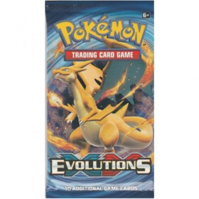 Booster - Evolutions