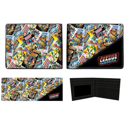 Justice League of America - Bifold Wallet