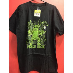 RICK AND MORTY PICKLE RICK (L) FUNKO POP! TEES