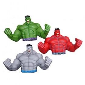 Hulk Grey, Hulk Red, Hulk Green