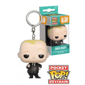 Boss Baby Llavero Pop!