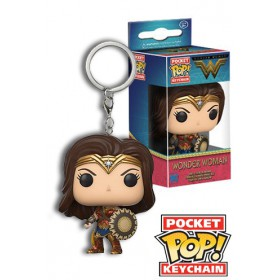 Pop! Vinyl Figure KeyChain - Wonder Woman