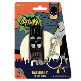 Batman Classic TV Series Batmobile Key Chain