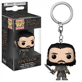 Game of Thrones Jon Snow llavero Pop!