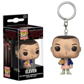 Stranger Things Eleven llavero POP!
