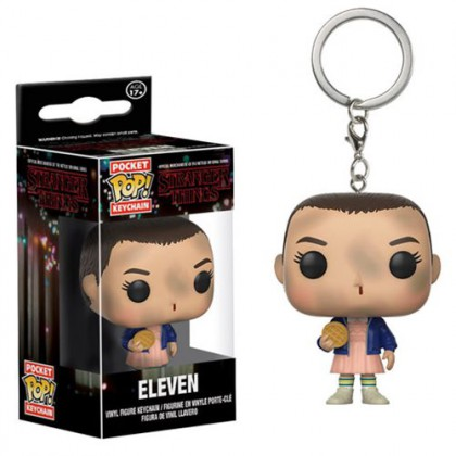 Stranger Things:Eleven llavero POP!