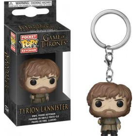 Game of Thrones Tyrion Lannister llavero Pop!