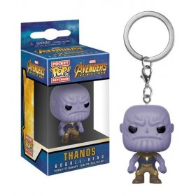 AVENGERS INFINITY WAR THANOS LLAVERO POP!