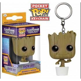 Dancing Groot llavero Pop!